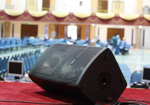 âm thanh tiệc cưới Audiocenter